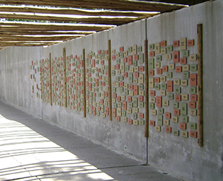 Donor walls and recognition