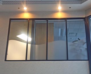 Window & door graphics
